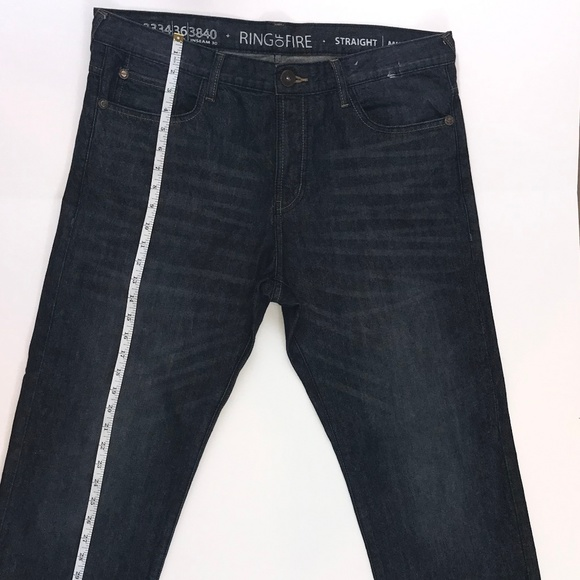 Ring of Fire Other - Ring of Fire Jeans Men's Straight Leg MIRACOST ST